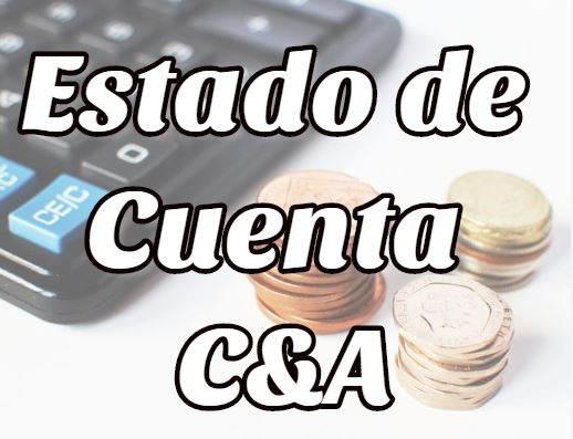 ¿Cómo Consultar mi Estado de Cuenta C&A?