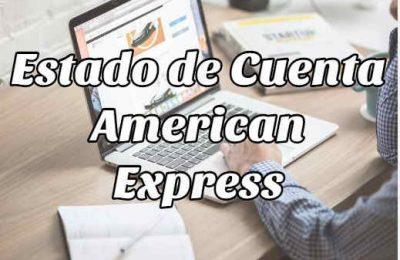 estado cuenta American Express