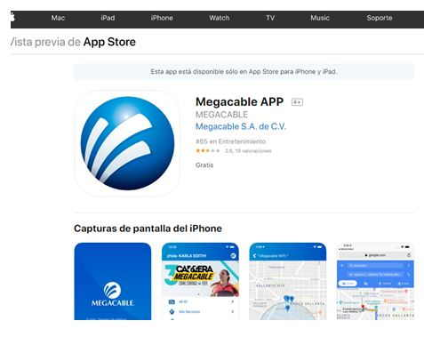 megacable 5