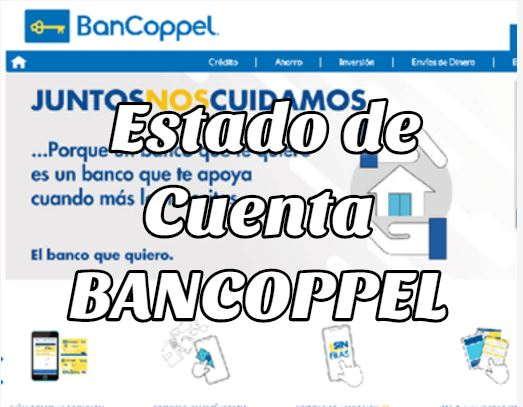 Estado de cuenta Bancoppel