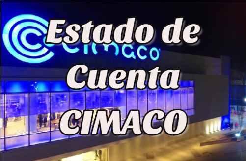 CIMACO: ¿Cómo Ver mi Estado de Cuenta?