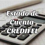 estado de cuenta Credifel