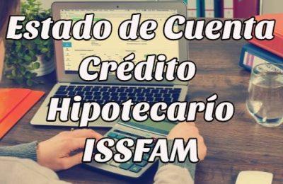 estado cuenta ISSFAM