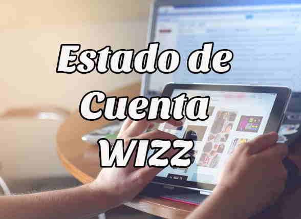 ¿Cómo consultar el Estado de Cuenta wizz?