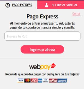 pago express paso 2