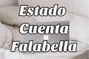 ¿Cómo saber mi estado de cuenta Banco Falabella?