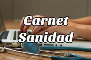 Requisitos necesarios para sacar Carnet de Sanidad