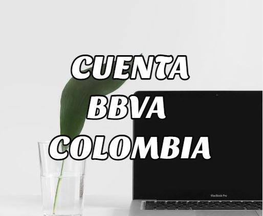 conocer número cuenta bbva colombia