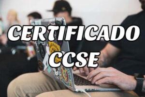 Cómo Obtener un Certificado CCSE