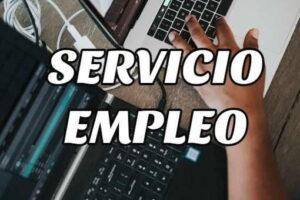 Pasos para registrarse en el Servicio de Empleo