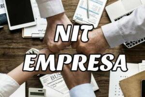 Pasos para obtener el NIT de una Empresa